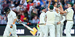 Shortness of New Zealand 2nd innings: 116 for 5 wickets to run