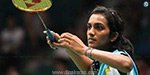 Sindhu advanced to the Macao Open Badminton Final