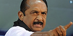Interview Vaiko Alliance leaders welfare The first campaign in January