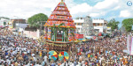 In the 74 years since the temple chariot previewed TH vativutaiyamman