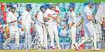 South Africa won the surrender of 124 runs, India