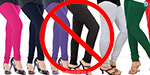 Dress Control with effect from 1 January in the temples: ban the wearing leggings