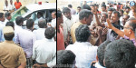 Tuticorin flooding back: Minister, collectors siege; Obsession people walking lukewarm relief efforts