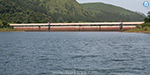Periyar Dam Crossed 137 feet