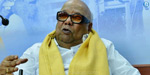 AIADMK regime's victims, those Giving a false case on the complaint: Karunanidhi charge