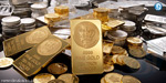 Gold prices climbed to at least the silver price