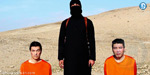 World leaders condemned for ISIS Militants kill Japan hostages