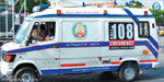 108 Ambulance weekly maintenance fee payment detainment