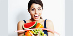 less heart diseases attack for women who eats more fruits