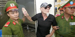 Gary Glitter as he is jailed for 16 years for historic abuse of schoolgirls