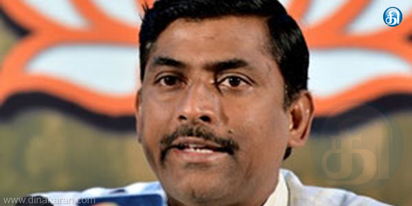 Tamil Nadu government is disfunctional government: Muralidhar Rao charge