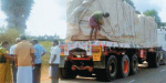 Sagayam 8th- phase analysis: 2 trucks carrying granite without papers seized