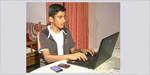 14-year-old boy develop 'i-Safe' application to help women is in danger