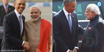 With 2 Outfit Changes, PM Modi's So Far Beating Michelle Obama