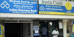 The opportunity to work in the bank in Chennai