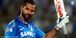 Dhawan survivability in world cup series