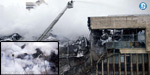 Fire in major Russian library destroys  historic documents