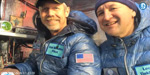 Balloon pilots make history with trans-Pacific flight