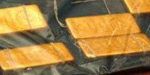After cleaning of the aircraft, which are hidden in the parcel of gold hit Rs 1 crore