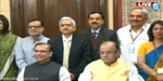 Budget for the year 2015-16  Arun Jaitley filing today