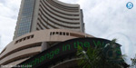 Sensex down 473 points as investors leapt to new projects in the budget expectations