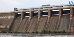 1,100 million tons of soil in the form of Vaigai dam stagnated