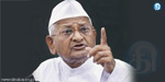 Prime Minister Modi and Rahul allergy to find me:  Interview with Anna Hazare