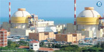 Kudankulam nuclear power station in the emergency evacuation of villagers rehearsals