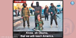 OBAMA IS-threatening head cut video output