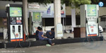 Oil from the petrol and diesel purchased Jan 31-Strike