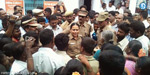 6 thousand pounds in the bank robbery The gang hand in Andhra Pradesh