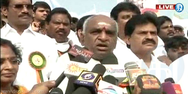 All actions will be taken to recover the 5 TN fishermen