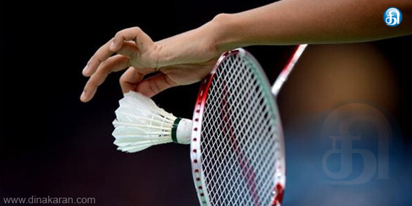 French Open Super Series badminton men's singles