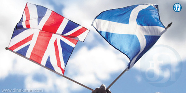the historic decision the people of Scotland