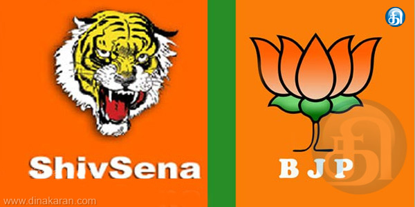 BJP reluctant to form government with the support of he Shiv Sena