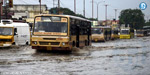 Heavy rain In many places of Chennai after 2 days