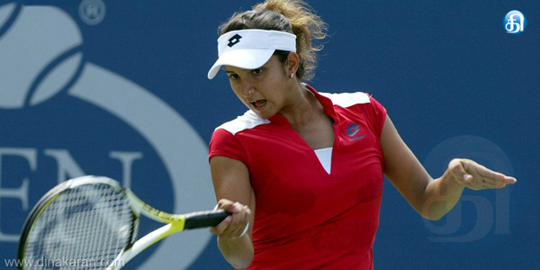 Women's Doubles Tennis: Sania Mirza climbed in the rankings to 6th place