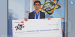 SAHIL DOSHI NAMED AMERICA'S TOP YOUNG SCIENTIST