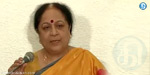 Former Union Minister Jayanthi Natarajan resigned from the Congress party