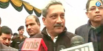 Minister Manohar Parrikar reported plans to increase production of Ordnance