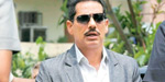 Robert Vadra has not made a mistake, if  BJP  want to do investigate: Congress announced