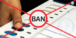 Involved in serious crimes Candidates barred from running in elections