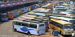 Back to the town of 9,000 who Diwali Special Bus movement