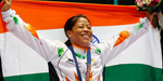 The first gold in boxing: Mary Kom masterpiece