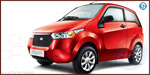 Mahindra Reva Electric Car Turn 2 O with the new changes