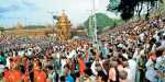 Thirupathi pramorsavam : Tomorrow car festival