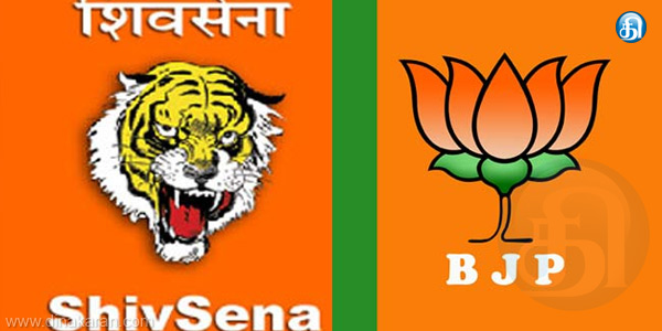 The Shiv Sena-BJP to form government reluctance to support an extension of the tug in Maharashtra