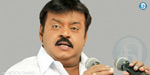 Democracy has been destroyed; The AIADMK won anarchy: Vijayakanth charge