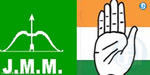 J.M.M. congress coalition broke up in Jharkhand