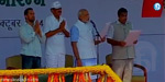 thousands of members Pledge with prime minister Modi for Cleaning up the country